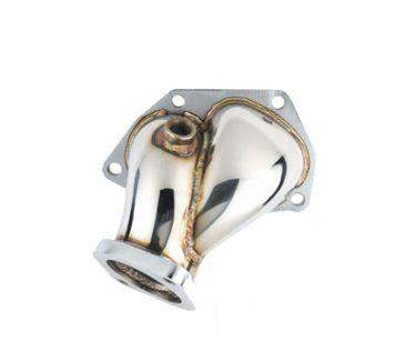 Downpipe turbo para Mitsubishi Lancer EVO 5 6 7 8