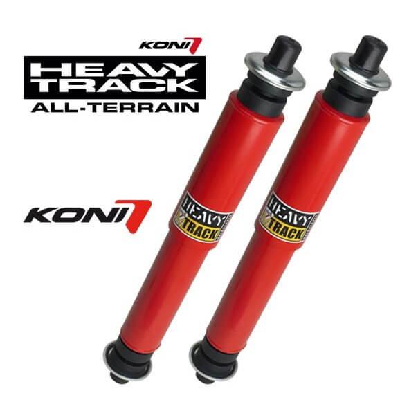 Koni 82 2505 Heavy Track Shock for Mitsubishi