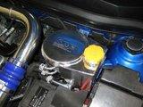 Deposito de refrigerante de aluminio para Opel Astra OPC