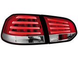 Focos Faros traseros LED VW Golf VI sin intermitente LED rojo/cr