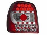 Focos traseros VW Polo 6N tecnologia LEDs rojos