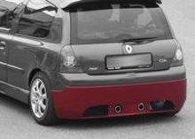 Añadido parachoques trasero Renault Clio kit Cadamuro