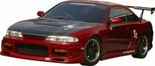 Taloneras Laterales Chargespeed para Nissan S14 240SX FRP
