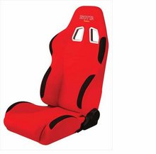 Asiento deportivo ( Baquets ) Isotta Daytona rojo