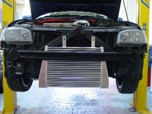 Kit Intercooler frontal Seat Ibiza Mk3 1.8T Forge