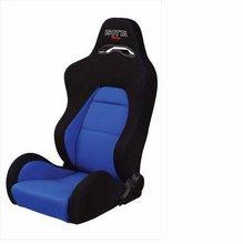 Asiento deportivo ( Baquets ) Isotta Talladega azul y negro