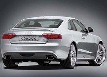 Aleron spoiler labio deportivo Caractere para Audi A5