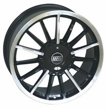 Llantas Braid Drif Crash Monoblock 6 x 15