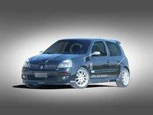 Añadido parachoques delantero Renault Clio RS kit Cadamuro