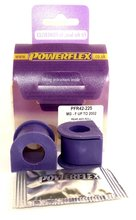 kit SilentBlock POWERFLEX barra estabilizadora trasera 18 mm MG MGF (hasta 2002)
