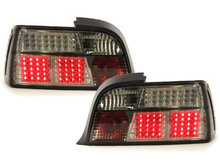 Focos Faros traseros LED BMW E36 Coupe mit LED-Blinker ahumado