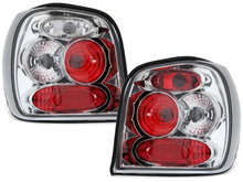 Focos Faros traseros VW Polo 6N2 99-01 chrome