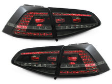 DECTANE Focos Faros traseros LED VW GOLF VII GTI-LOOK