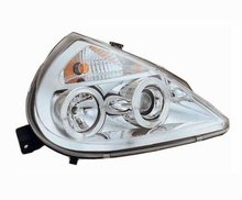 Focos delanteros Angel eyes para Ford Ka