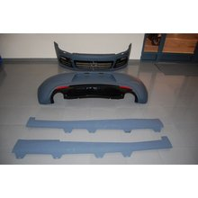 Kit de carrcoeria Volkswagen VW Scirocco LOOK R fabricado en ABS
