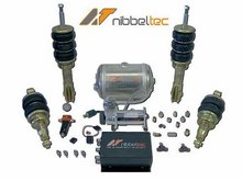 Kit suspension neumatica Nibbeltec Audi A3 96-03 2EV