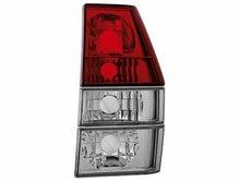 Focos traseros para VW Polo 86C I 81-90 rojos/claros