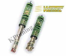 Suspension regulable Weitec GT -30/-50 para Audi TT