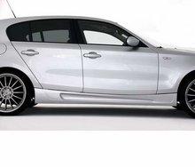 Faldones laterales taloneras Sport para BMW Serie 1 E87
