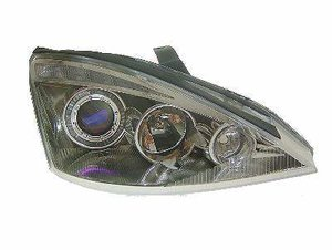 Focos delanteros Angel Eyes Ford Focus 2001-2004
