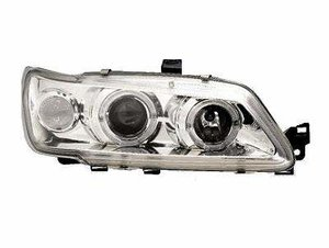 Focos delanteros Angel Eyes Peugeot 306